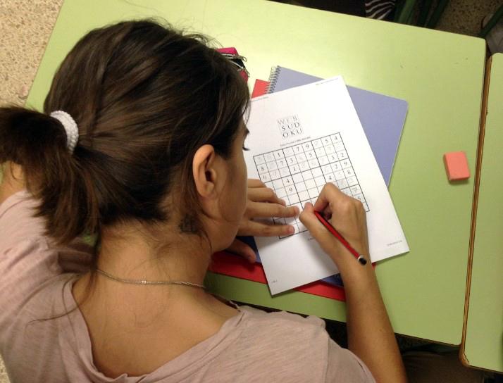 Estudiant del CFA Palau de Mar